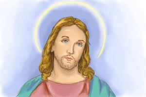 How to Draw Jesus