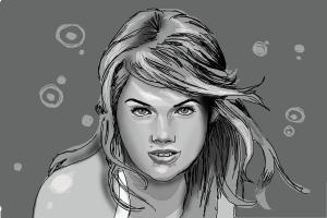How to Draw Kate Upton