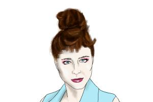 How to Draw Kiesza