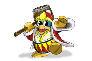 How to Draw King Dedede from Kirby