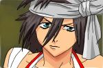 How to Draw Kukaku Shiba from Bleach