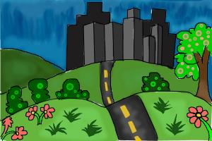How to Draw Landscape 1