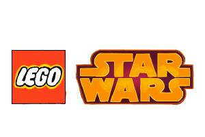 How to draw Lego Star Wars