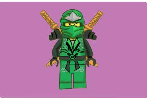 How To Draw Ninjago Step By Step Easy Drawings For Kids Drawingnow