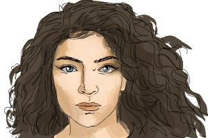 How to Draw Lorde