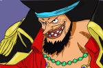 How to draw Marshall D. Teach, Blackbeard from One Piece