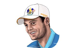 How to Draw Martin Kaymer