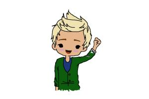 How to Draw Naill For 1D