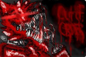How To Draw Nightmare Foxy Drawingnow