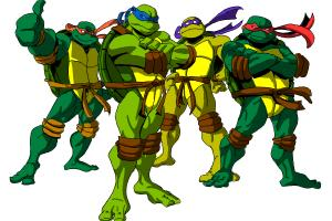 How to Draw Ninja Turtles