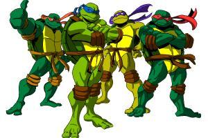 How to Draw Ninja Turtles