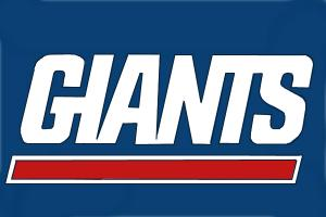 How to draw NY Giants Logo, New York Giants, NFL team logo