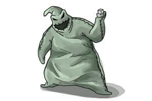 How to Draw Oogie Boogie, Disney Villain