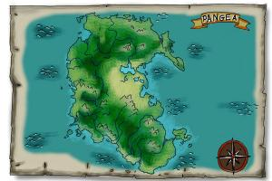 How to draw Pangea