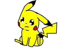 How to Draw Pikachu