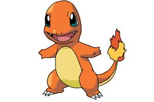 How to Draw Pokemon - Charmander