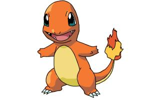 How To Draw Pokemon Charmander