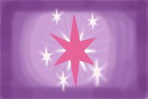 How to draw Princess Twilight Sparkle Cutie Mark