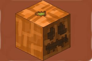 How to draw Pumpkins from Minecraft