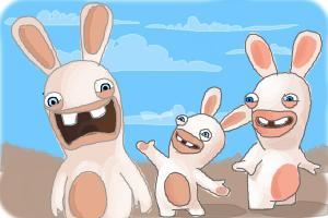 How to Draw Rabbids from Rabbids Invasion