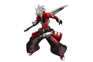 How to draw Ragna the BloodEdge from BlazBlue