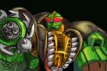 How to draw Rhinox from Beast Wars