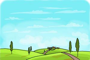 How to Draw Scenery