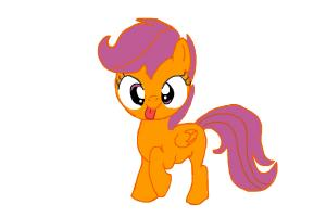 How to Draw Scootaloo