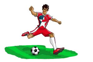 How to draw Shakes from Supa Strikas