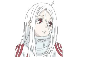 How to Draw Shiro from Deadman Wonderland