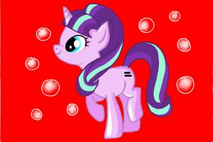 How to draw Starlight Glimmer from My Little Pony Friendship is Magic