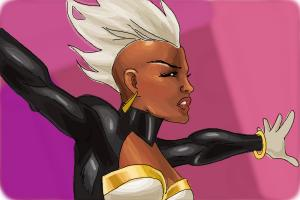 How to Draw Storm 2015 from Marvel