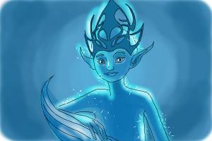 How to Draw Sugar Plum Fairy from Strange Magic