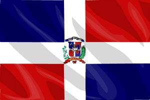 How to Draw The Dominican Republic Flag