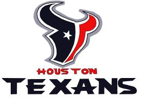 How to draw the Houston Texans, NFL team logo