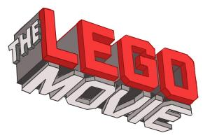 How to Draw The Lego Movie Logo