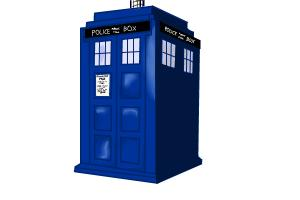 How to Draw the Tardis