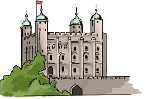 How to Draw The Tower Of London