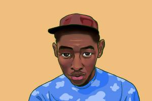 How to Draw Tyler The Creator