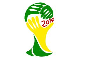 How to Draw World Cup 2014 Logo