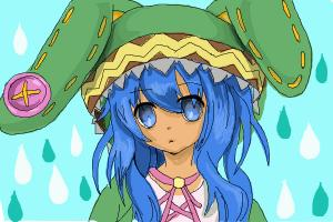 How to draw Yoshino from Date A Live