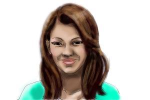How to Draw Zendaya