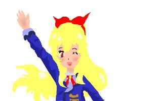 Ichigo Hoshimiya Uniform School