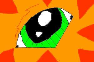 Lionblaze's eye