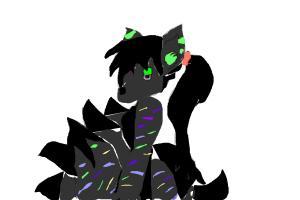 Nine Tails Furry