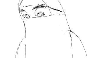 Niqabi :)