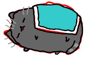 Pusheen Sleeping