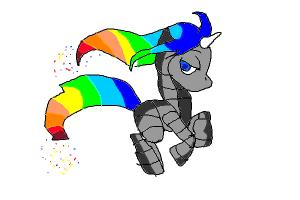 Robo attack (my little pony style)