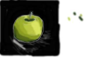 Still Life Apple