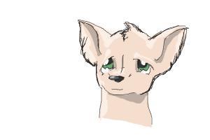 Stylized Fennec Fox